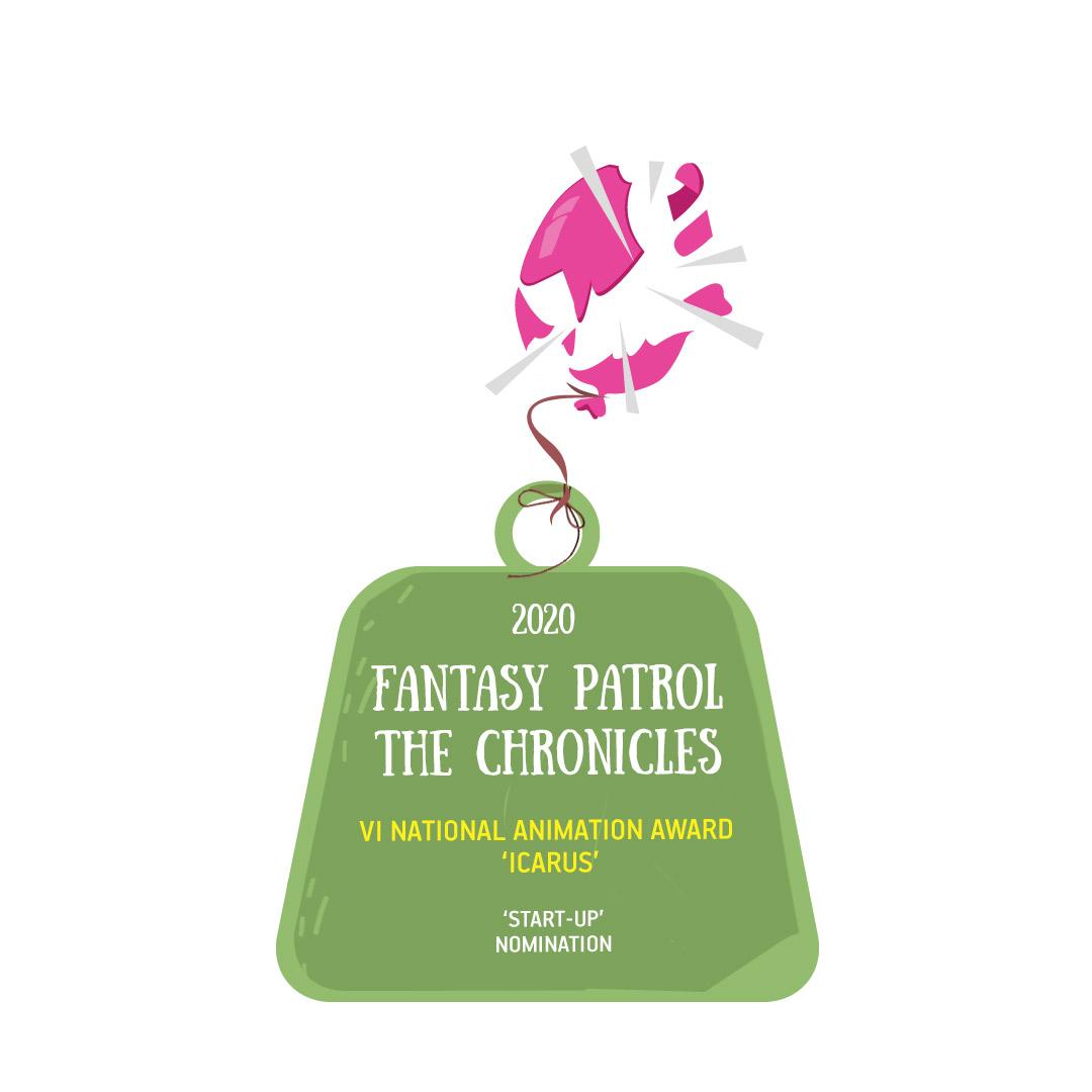 Nomination of 'Fantasy Patrol'