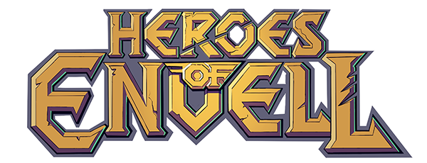 Logotype «Heroes of Envell»