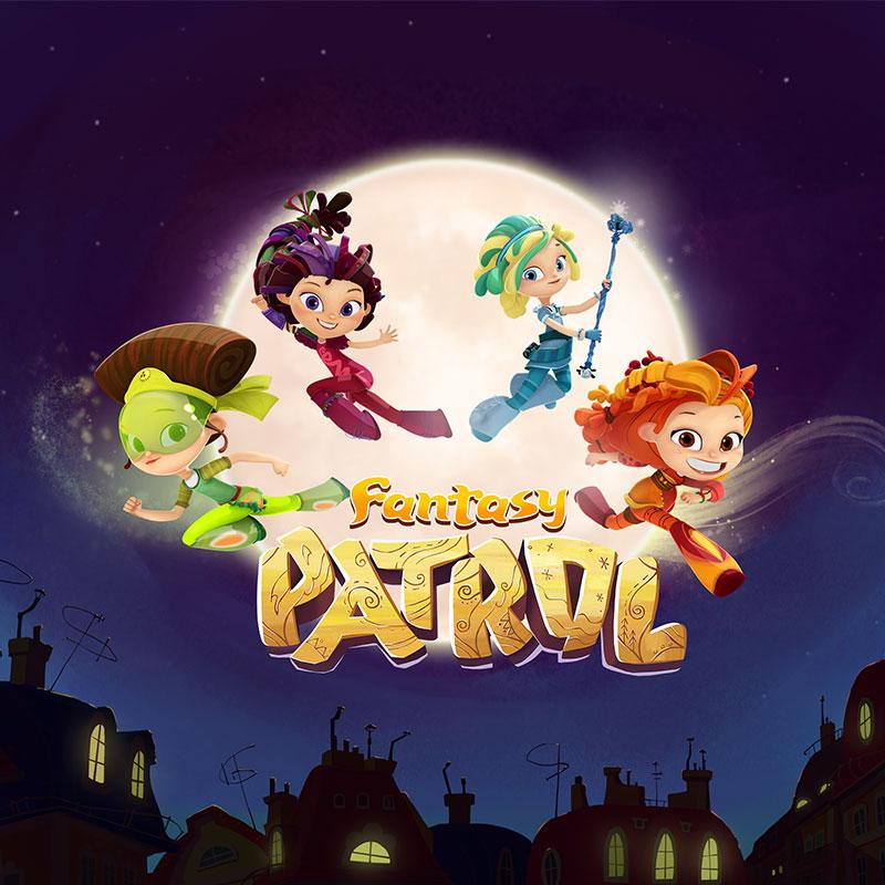'Fantasy Patrol' poster